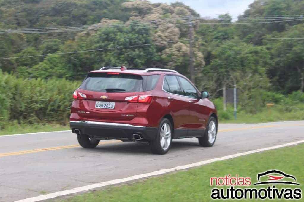 chevrolet-equinox-2018-avaliação-NA-32 Avaliação: Chevrolet Equinox 2018 é um familiar eficiente com performance de esportivo