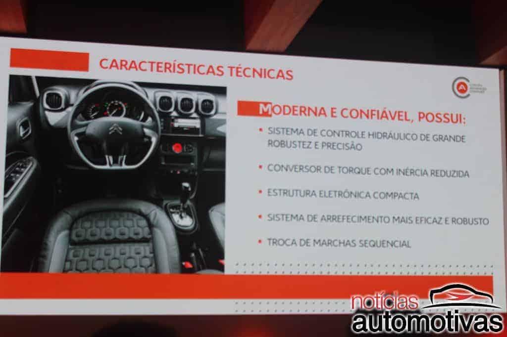 citroen-c3-aircross-eat6-NA-1 Citroën C3 e Aircross finalmente ganham opção automática de seis marchas