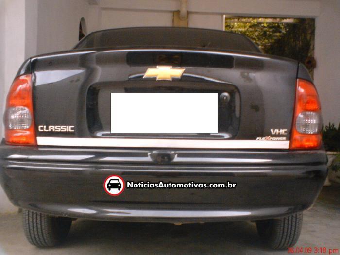 classic-2009-joel-4 Carro da semana, opinião de dono: Chevrolet Classic 2008 / 2009