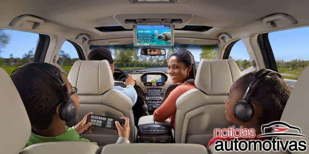 Veja os 6 melhores crossovers e SUVs compactos para famílias