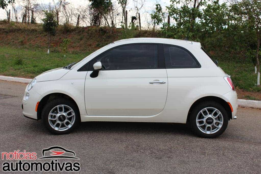 avalia o na fiat 500 cult dualogic respondendo as perguntas dos leitores not cias automotivas. Black Bedroom Furniture Sets. Home Design Ideas