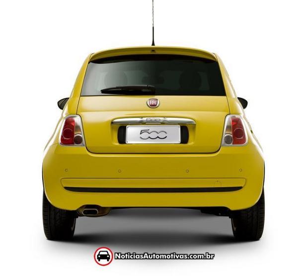 fiat-500-fotos-oficiais-brasil-5 Fiat 500 é lançado no Brasil com preços a partir de 62.870 reais