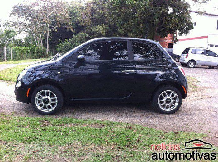 fiat-500-preto-2-700x522 Carro da semana, opinião de dono: Fiat 500 Cult mecânico