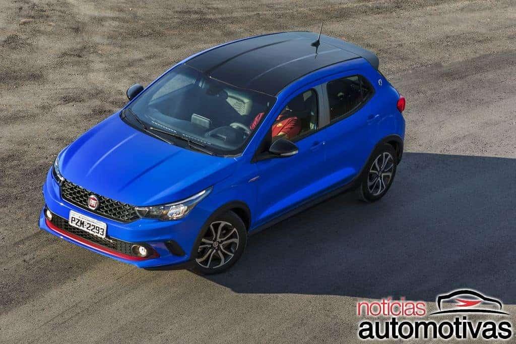 Fiat Argo 2018: preço, versões, consumo, detalhes