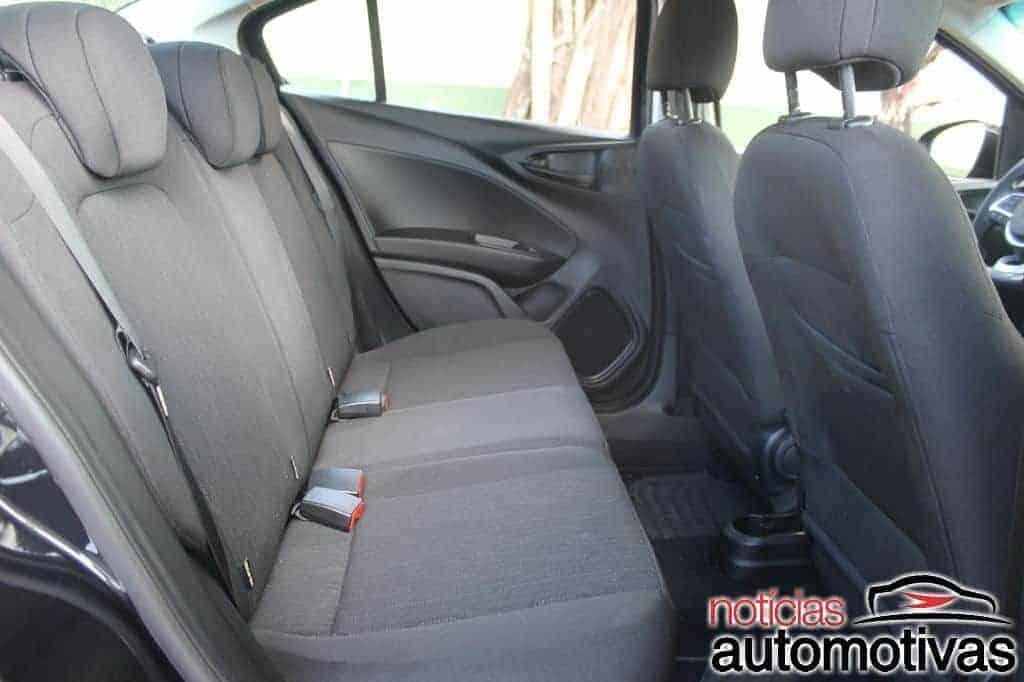 Avaliação: Fiat Cronos Drive 1.3 é a opção mais equilibrada do sedã
