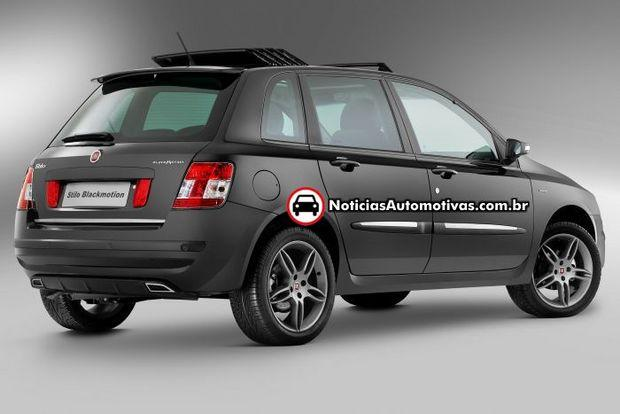 fiat stilo blackmotion 3 Fiat Stilo deixou de ser fabricado