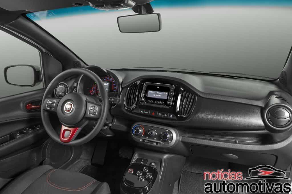 fiat-uno-attractive-sporting-way-NA-65-1024x682 Fiat Uno 2017 ganha configurador e revela preços dos opcionais; modelo topo de linha alcança os R$ 59 mil