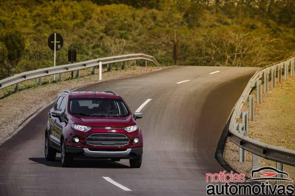 ford-ecosport-1-14 Ford EcoSport 2016: Impressões do SUV com motor mais potente e câmbio de dupla embreagem