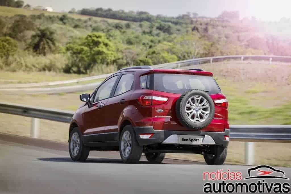 ford-ecosport-1-2 Ford EcoSport 2016: Impressões do SUV com motor mais potente e câmbio de dupla embreagem