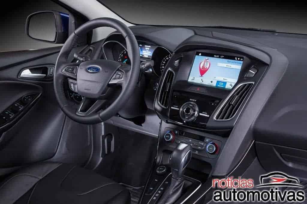 ford-focus-hatch-2017-2 Ford Focus 2017 estreia com aumento de preços de até R$ 6 mil