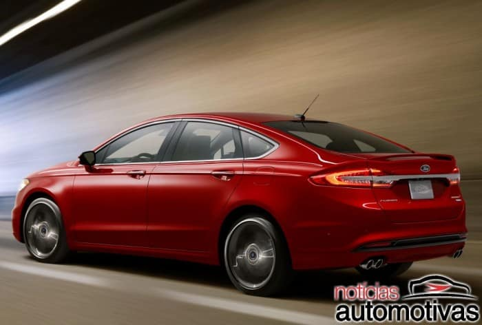 ford fusion 2017 5