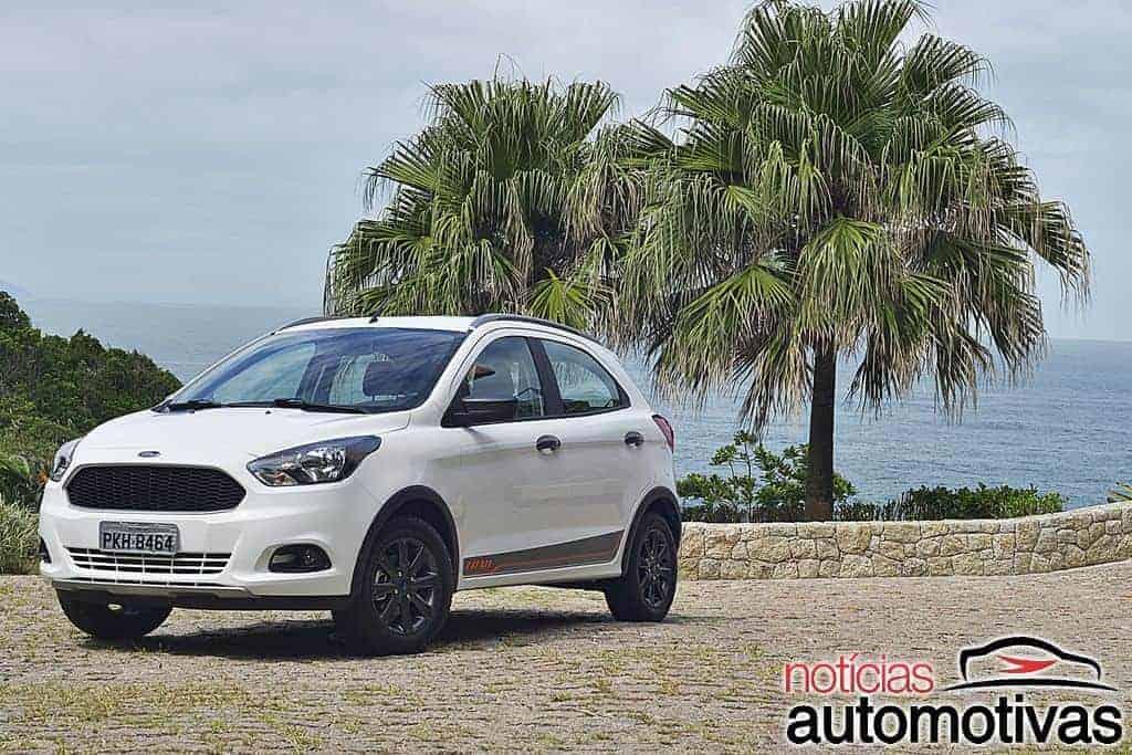 Ford Ka 2018: preço, consumo, versões, detalhes