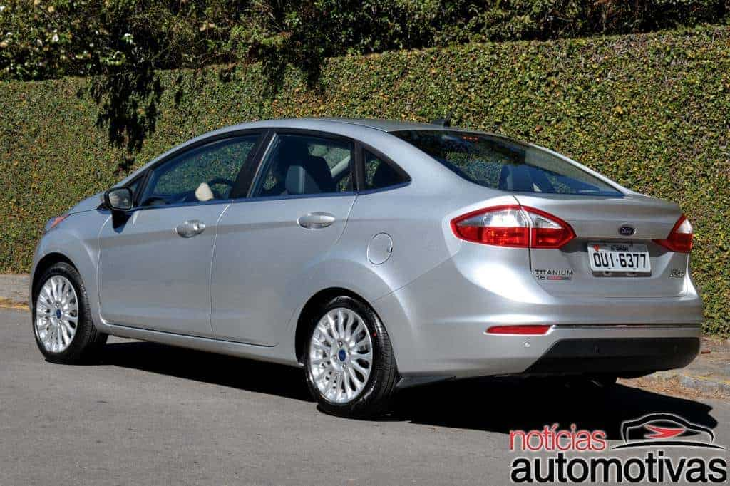 ford new fiesta sedan 2014 4 150x99 New Fiesta Sedan 2014 chega ao