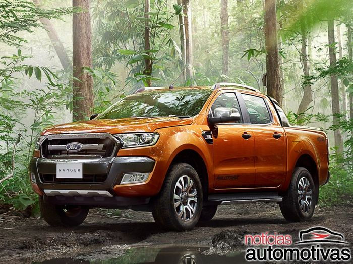 ford ranger wildtrak 2016 2