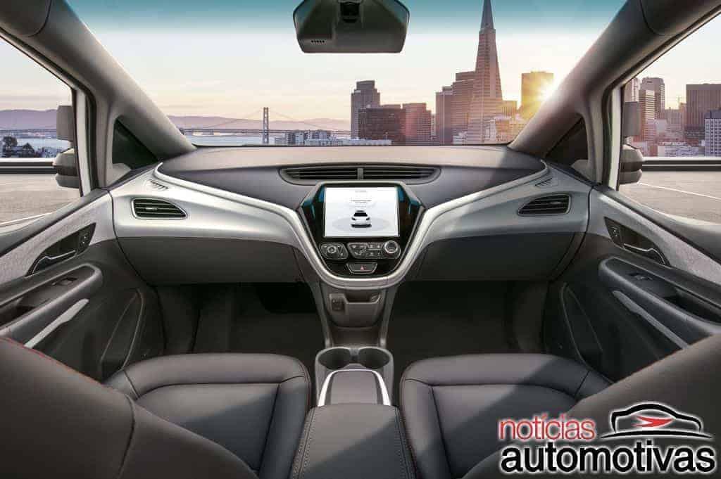 gm-cruise-autonomo GM divulga primeira imagem de seu carro sem motorista