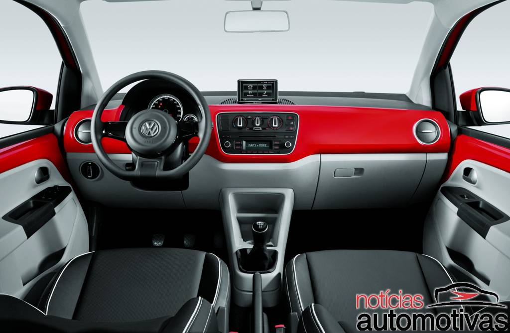 high up 12 Novo Volkswagen up! 2014: tudo sobre o novo popular