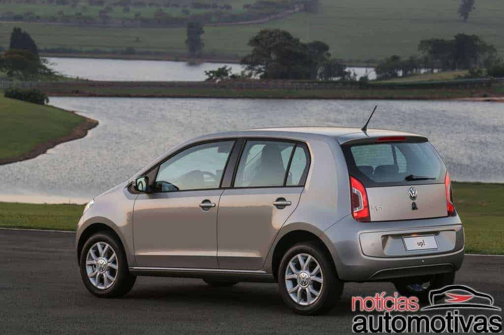 high up 6 Novo Volkswagen up! 2014: tudo sobre o novo popular