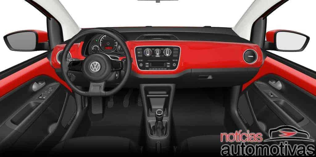 high-up-titan Novo Volkswagen up! 2014: tudo sobre o novo popular