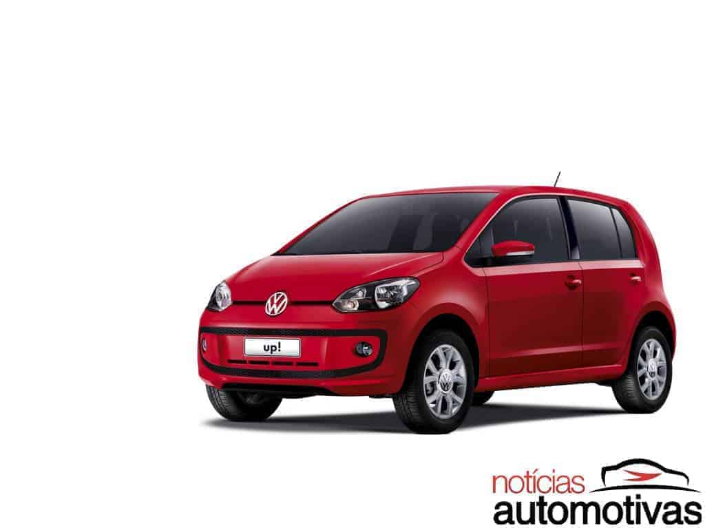 high-up Novo Volkswagen up! 2014: tudo sobre o novo popular
