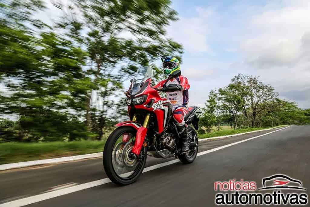 honda-africa-twin-brasil-18 Honda CRF1000L Africa Twin chega ao Brasil com preço inicial de R$ 64.900