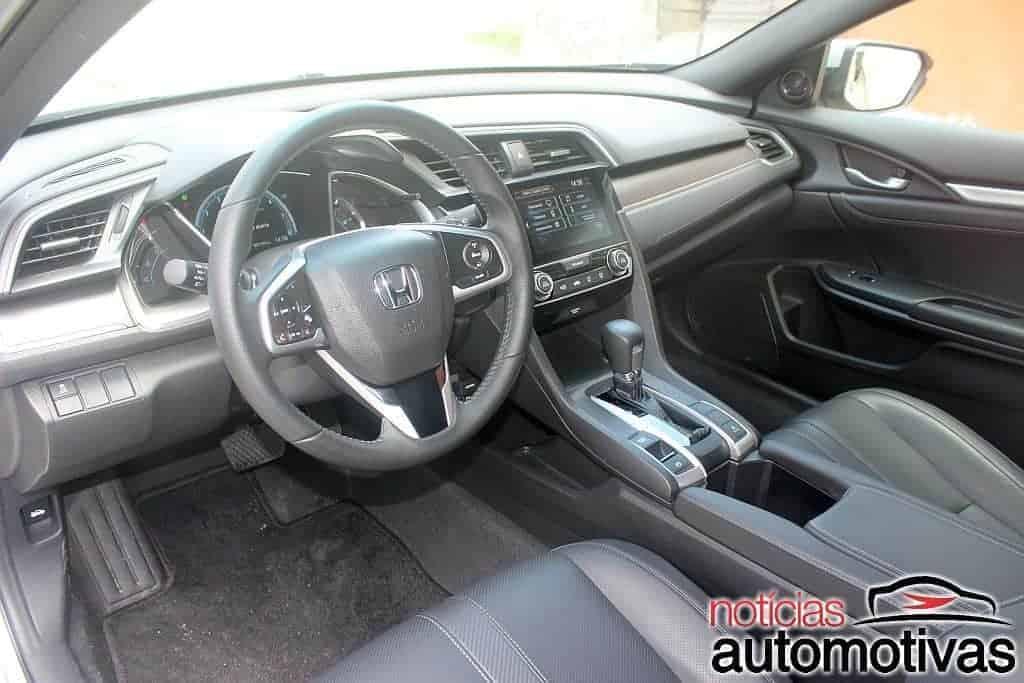 honda-civic-exl-2017-avaliação-NA-37 Avaliação: Novo Honda Civic EXL é equilibrado mas demasiado caro