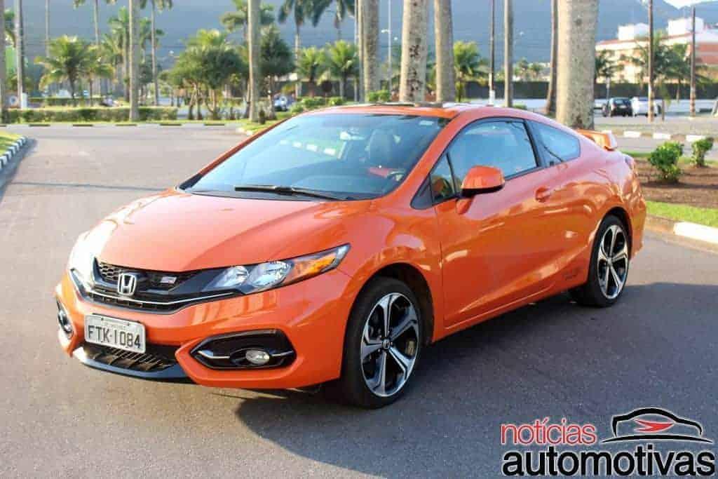 honda-civic-si-coupe-avaliação-NA-1 Honda Civic Si Coupe é prazer ao dirigir em tempo integral