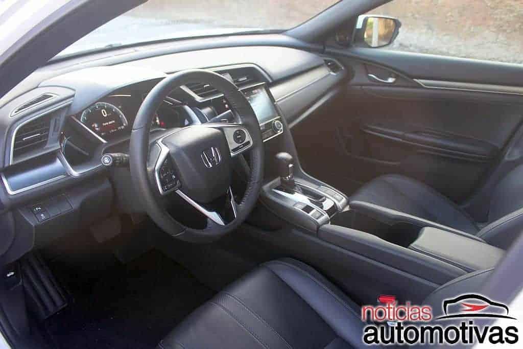 honda-civic-touring-avaliação-NA-31 Avaliação: Novo Civic Touring tem o equilíbrio ideal apesar do preço