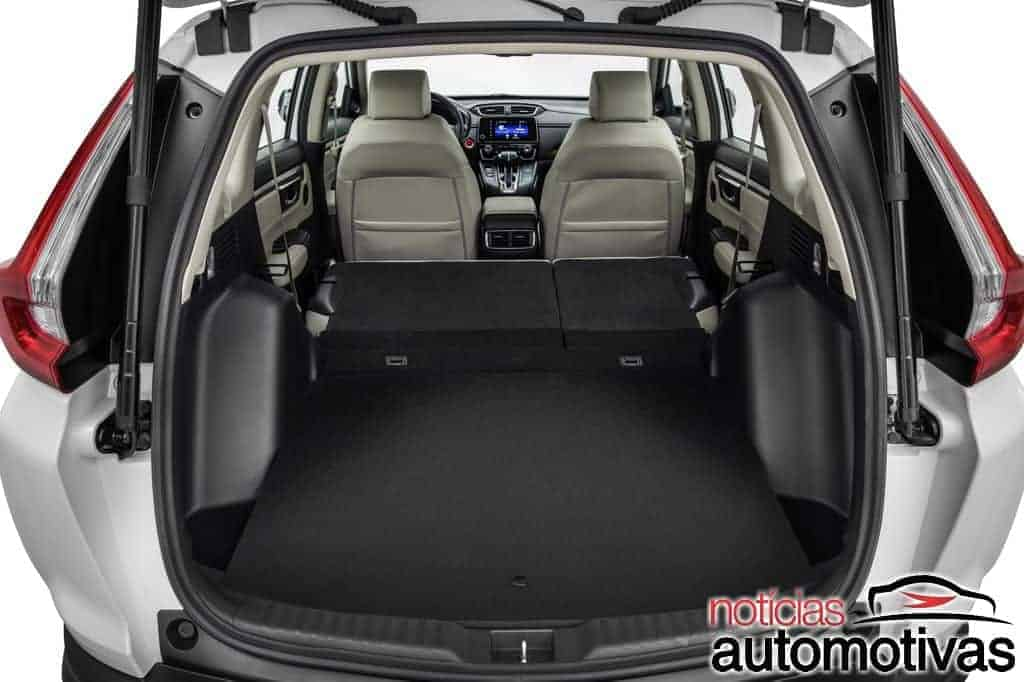 honda cr v 2019 agora com 1 5 turbo na vers o touring por. Black Bedroom Furniture Sets. Home Design Ideas