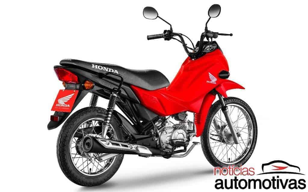 Honda Pop atinge marca de 1 milhão de unidades produzidas