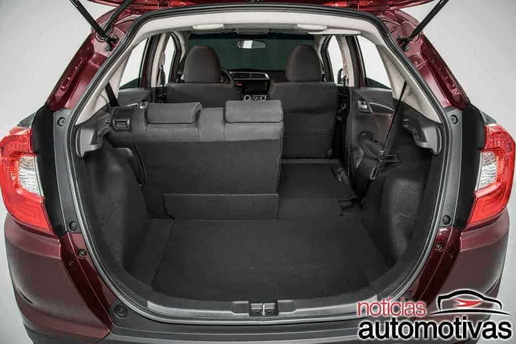 honda-wr-v-NA-143 Novo Honda WR-V chega ao mercado nacional com preços a partir de R$ 79.400
