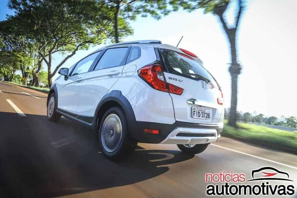 honda-wr-v-NA-42 Novo Honda WR-V chega ao mercado nacional com preços a partir de R$ 79.400