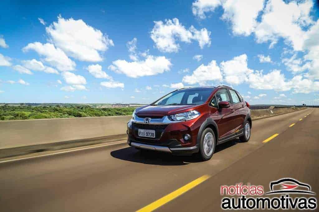 honda-wr-v-NA-58 Novo Honda WR-V chega ao mercado nacional com preços a partir de R$ 79.400