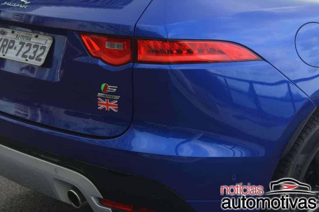jaguar-f-pace-first-edition-avaliação-NA-106 Avaliação: Jaguar F-Pace First Edition impressiona pela performance e exclusividade