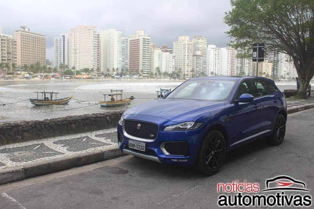 jaguar-f-pace-first-edition-avaliação-NA-3 Avaliação: Jaguar F-Pace First Edition impressiona pela performance e exclusividade