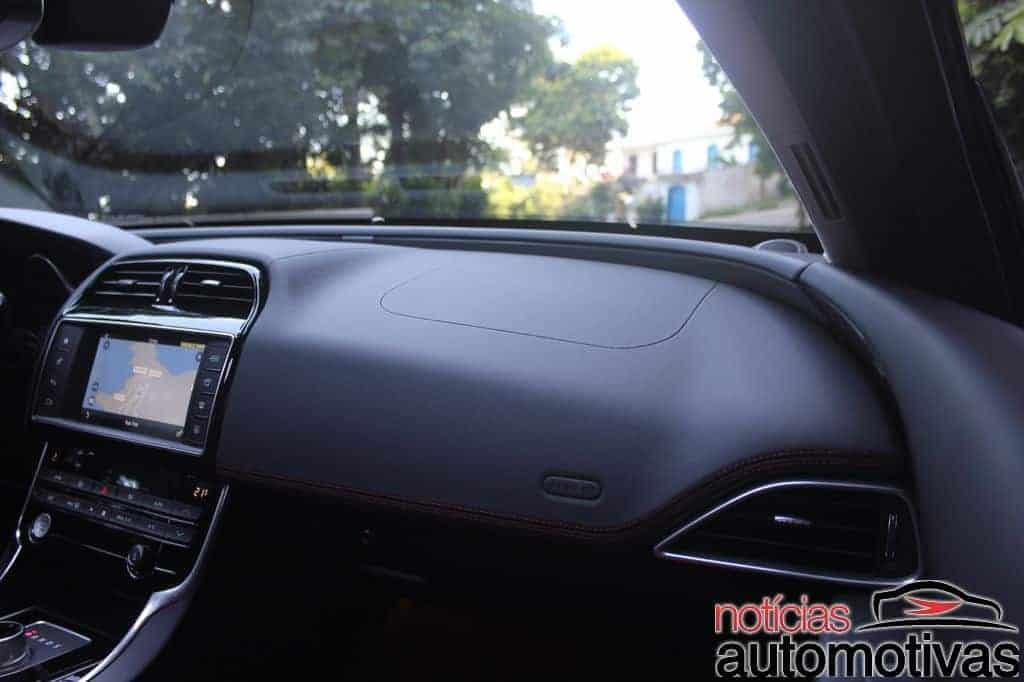 jaguar-xe-r-sport-avaliação-NA-52 Avaliação: Jaguar XE R-Sport é entrada VIP para luxuosa britânica