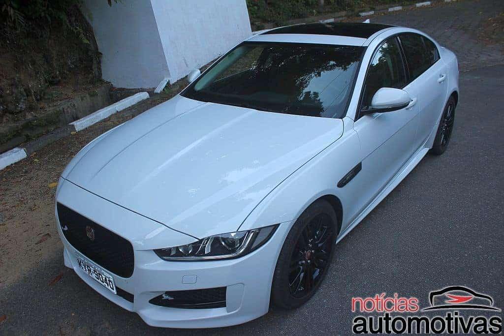 jaguar-xe-r-sport-avaliação-NA-69 Avaliação: Jaguar XE R-Sport é entrada VIP para luxuosa britânica