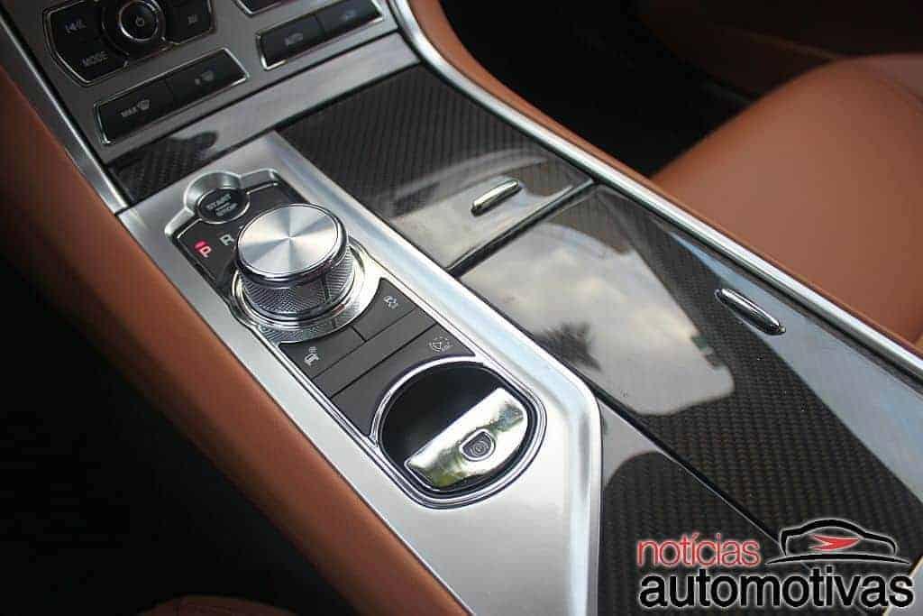 jaguar-xf-sport-luxury-avaliacao-NA-30 Jaguar XF Sport Luxury entrega luxo e elegância por menos de R$ 200 mil