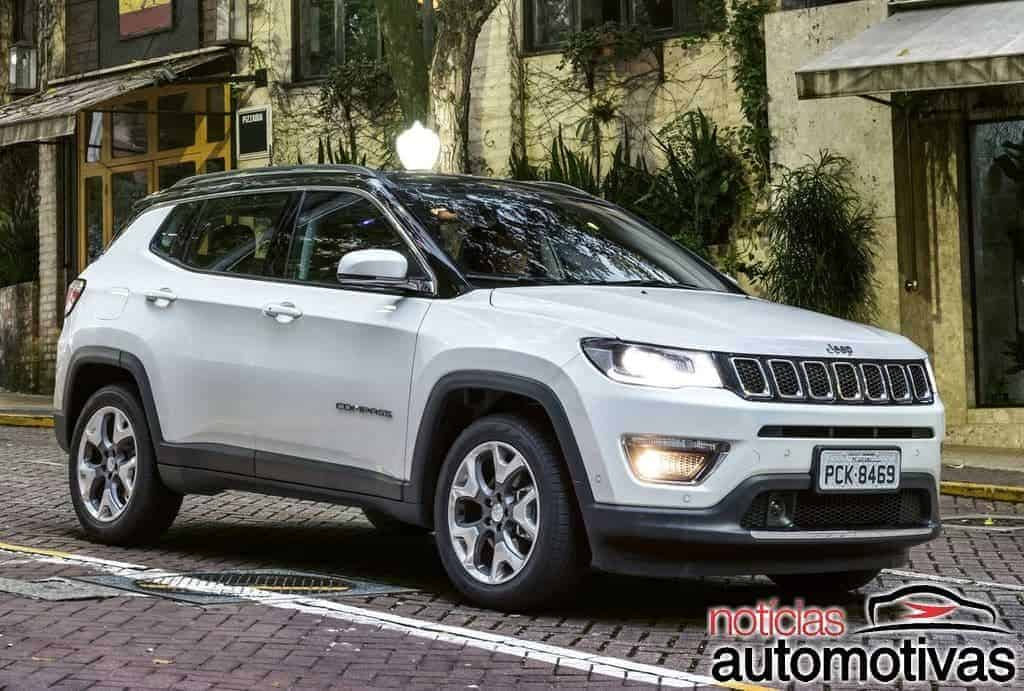 jeep compass 2017 com motor flex anunciado e pre os v o. Black Bedroom Furniture Sets. Home Design Ideas