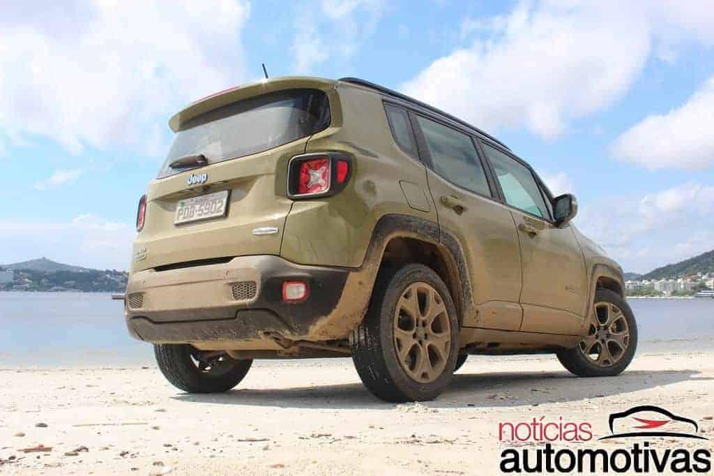 jeep renegade impressões NA 65 - Novo Jeep Renegade: Detalhes e impressões ao dirigir o novo SUV brasileiro