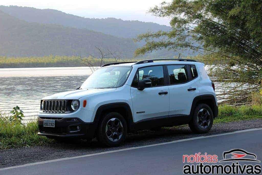 jeep-renegade-sport-flex-avaliação-NA-25 Jeep Renegade Sport 1.8 Flex sofre com baixa potência e consumo alto