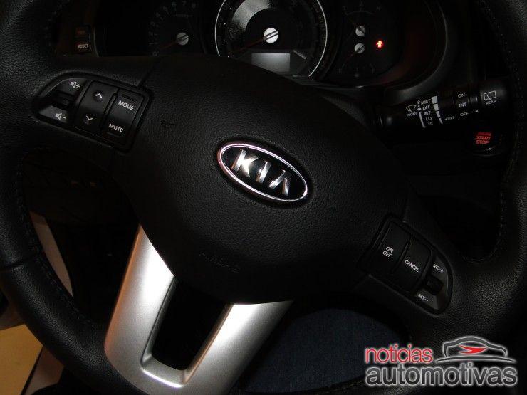 Novos Kia Soul Flex 2012 e Sportage 2012: impressões ao dirigir