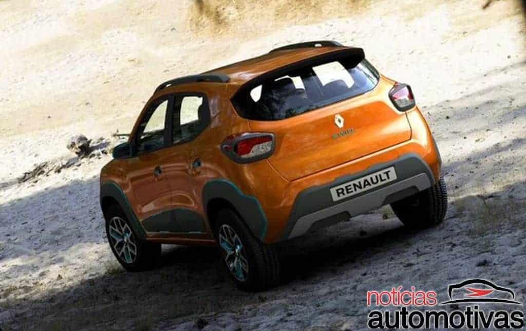 kwid-climber-racer-2 Renault Kwid ganha conceitos esportivo e aventureiro na Índia
