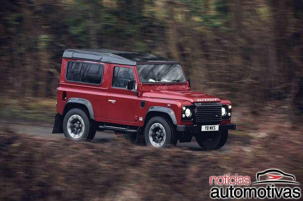 land-rover-defender-works-v8-1 Land Rover Defender volta com motor V8 de 405 cv em edição limitada