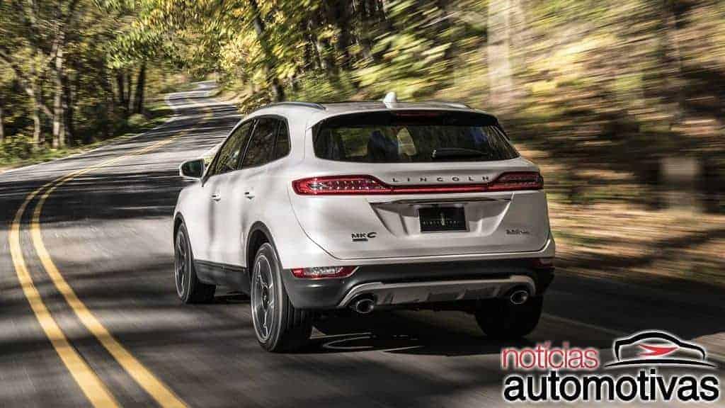 lincoln-mkc-2019-1 Lincoln MKC 2019 ganha atualização visual nos EUA