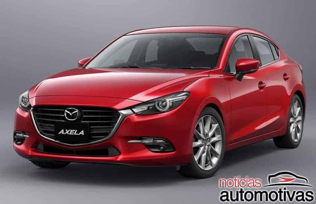 mazda3-2017-20 Mazda3 recebe retoques visuais para a linha 2017
