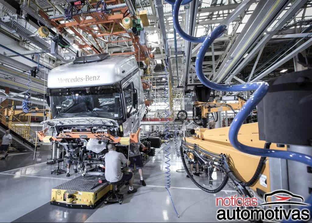 mercedes-abc-1 Juros altos impedem crescimento no Brasil, diz Mercedes-Benz