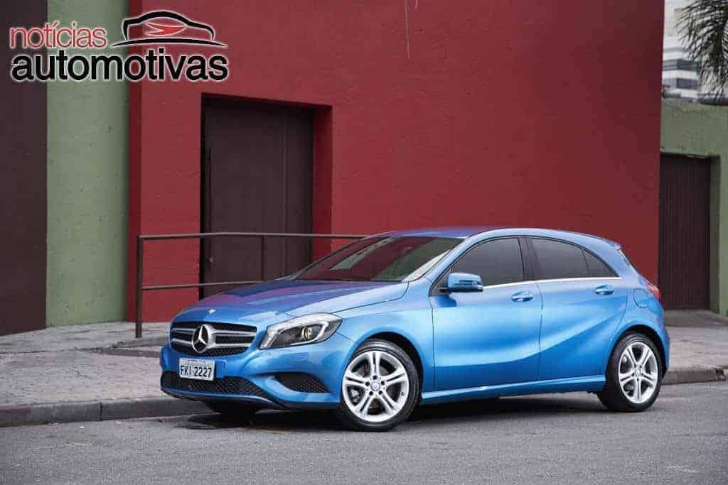 mercedes-benz-a200-fotos-11 Mercedes-Benz Classe A oferece esportividade e requinte, mas cobra por isso