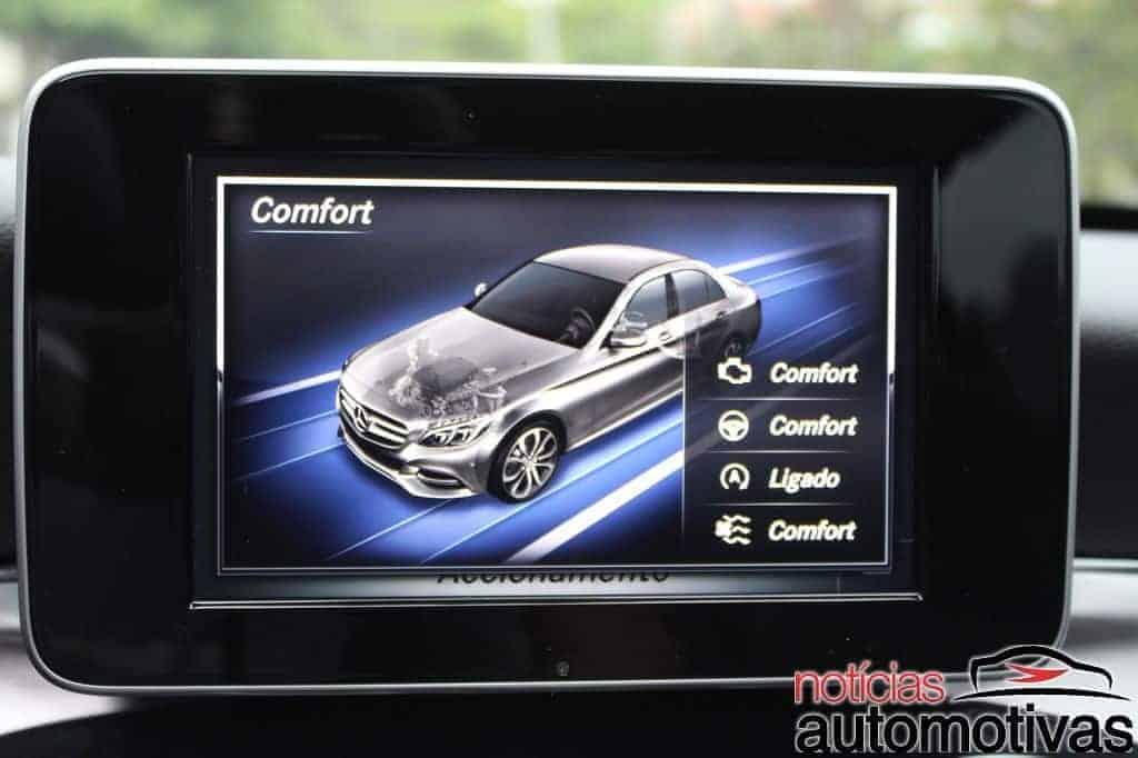 mercedes-benz-c200-avantgarde-avaliação-NA-44 Avaliação: Mercedes-Benz C200 Avantgarde é luxo com boa dose de esportividade