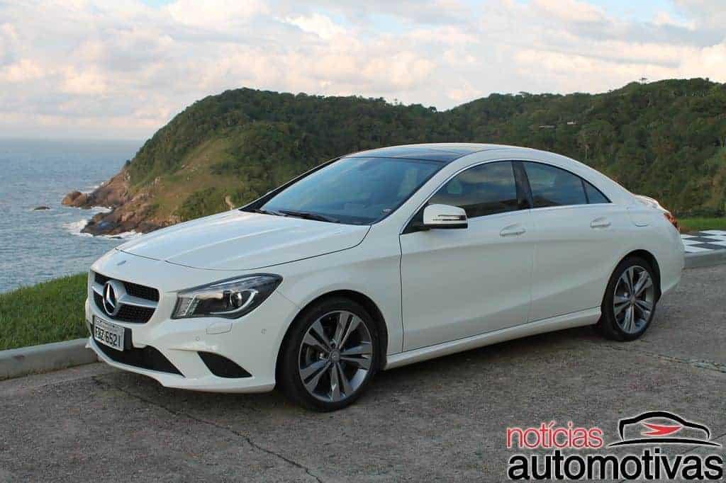 mercedes-benz-cla-200-avaliacao-NA-29 Mercedes-Benz CLA 200 First Edition tem muito estilo, mas seu preço é exagerado
