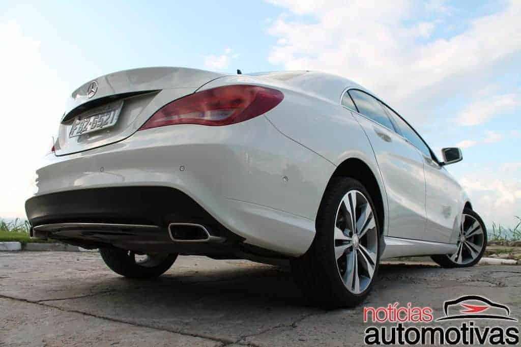 mercedes-benz-cla-200-avaliacao-NA-37 Mercedes-Benz CLA 200 First Edition tem muito estilo, mas seu preço é exagerado